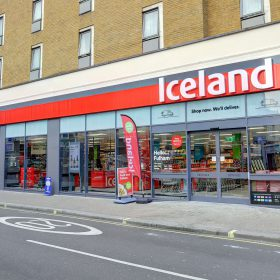 Iceland store Fulham